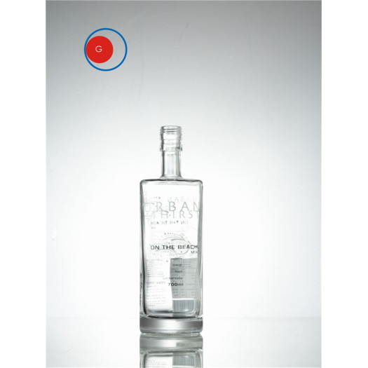 Wholesale empty Vodka Bottle