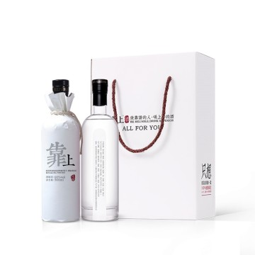 The Strongest Alcohol Aromatic Baijiu