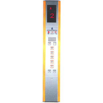Elevator Hall Call Panel / Car Operating Panel COP , PB169A