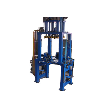 Low Pressure Machines for Die Casting