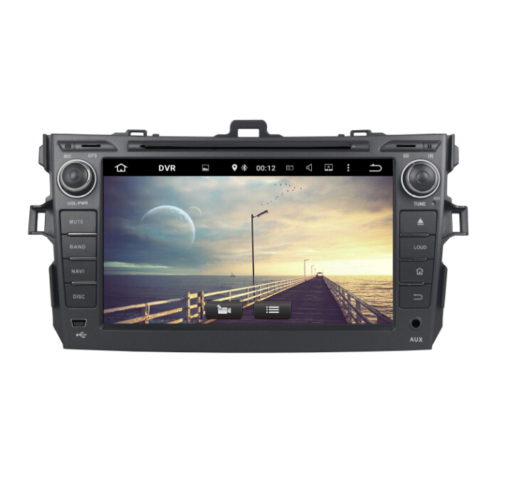 9 Inch Car Multimedia Player TOYOTA COROLLA