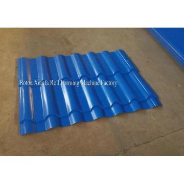 Aluminium Sheet Roofing Glazed Tile Production Line