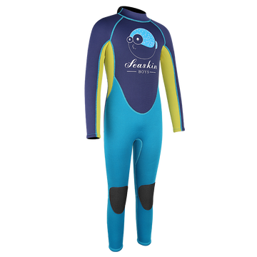 Seaskin Best Wetsuit Keeps You Neck Tight Warm