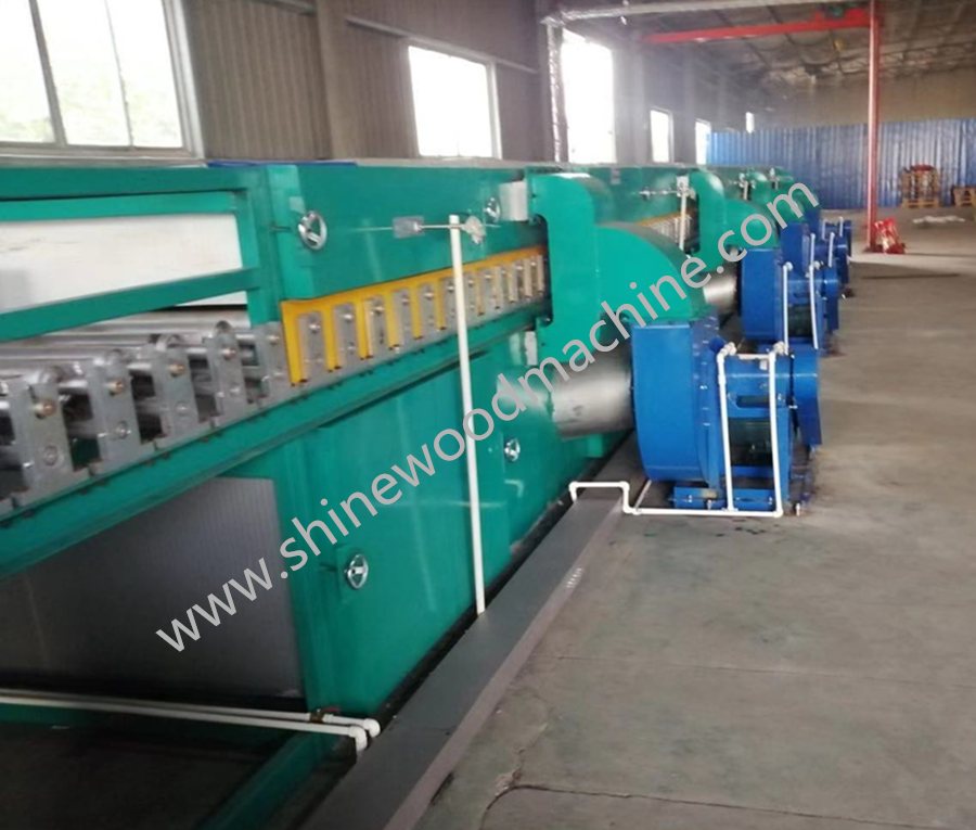 Veneer Drying Machines