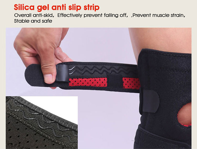 anti-slip knee guard