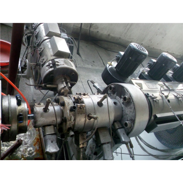 20-63MM HDPE pipe extrusion production line