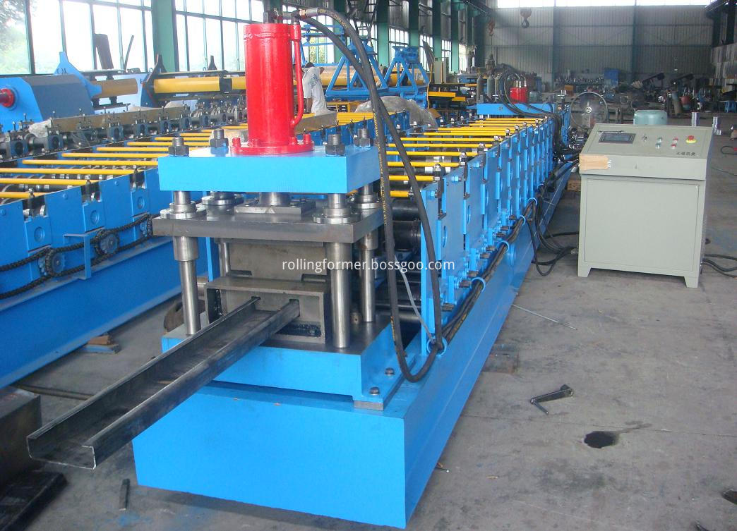 CZ steel frame machine