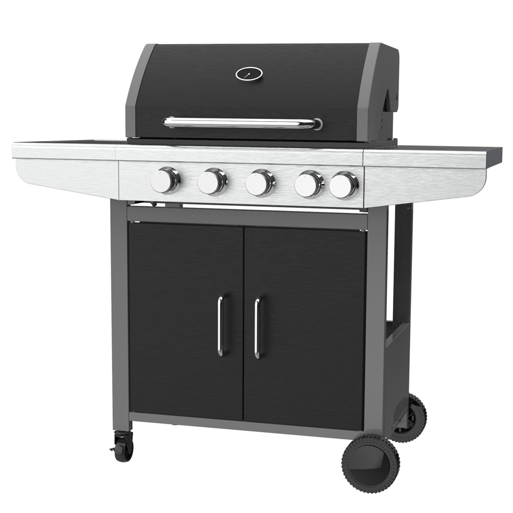 Stainless Steel Gas Barbecue Grill