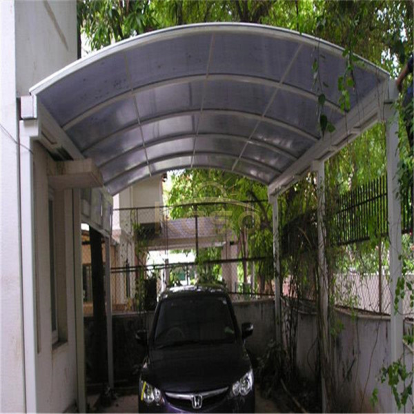 Garage Roof Flat Sheet Rv Shelter Car Shed Plastic Carport