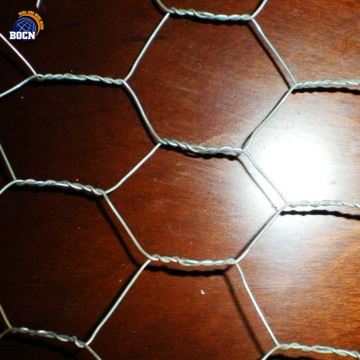 60x80mm  Hexagonal chicken wire mesh
