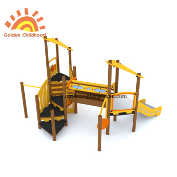 HPL Panel Multiply Balance Slide For Kids