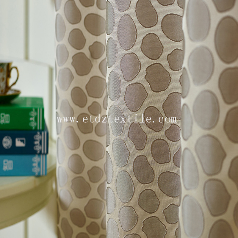 Modern Pattern Curtain WZQ178