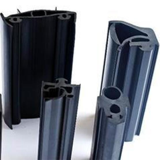 PVC Extruded Profiles