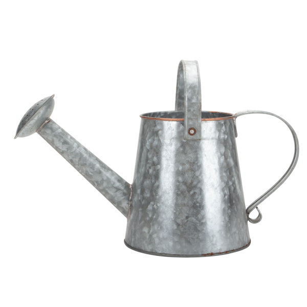 Rustic Metal Watering Can Small for Houseplants