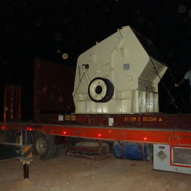 High End-product Impact Crusher