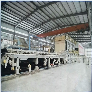 Corrugated Paper Corrugating Paper Making Machine