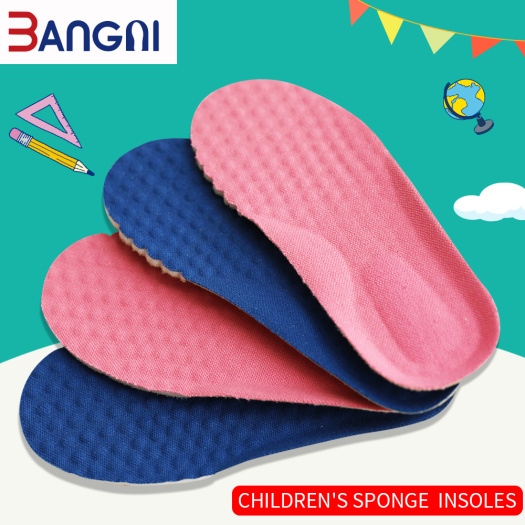 Children Orthopedic Arch Support Breathable Foot Care Kids
