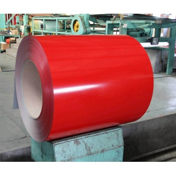 Xinghan color coated steel coil PPGI