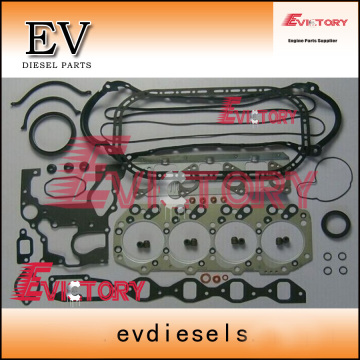ISUZU 4JG1 head cylinder gasket overhaul rebuild kit