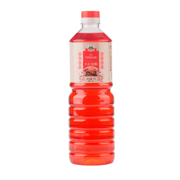 1000mL Plastic Bottle Red Vinegar