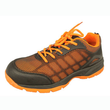 KPU Upper Safety Jogger Shoes