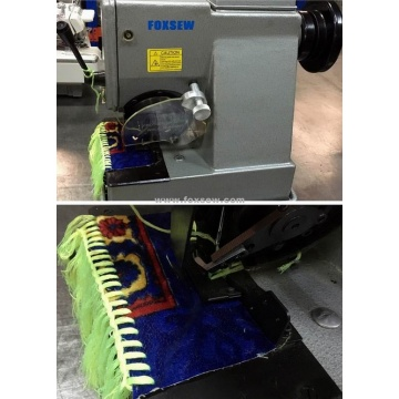 Carpet Fringing Machine