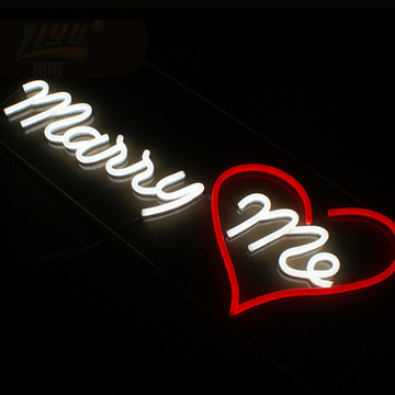HOME DECORATION NEON LIGHT SIGNS