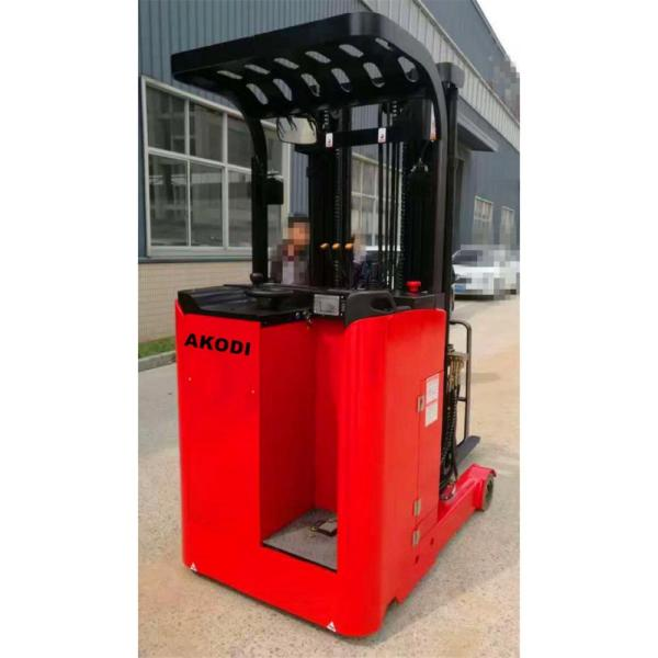 Heavy Duty Electric Reach Stacker 2 Ton