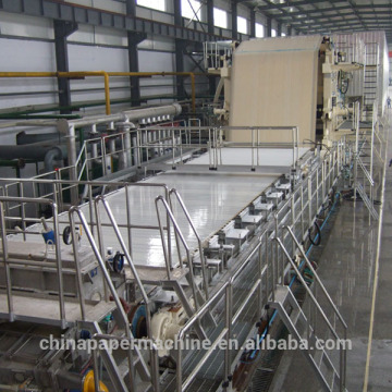 High Strength Fluting Paper Kraft Paper Making Machine