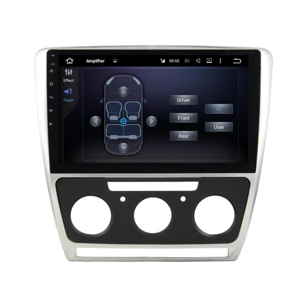 auto multimedia player for Octavia MT 2014
