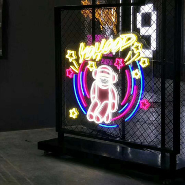 SHOPPING DECORATION NEON SIGNS