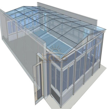 Three Season Garden Thermal Sunroom Roof Veranda Aluminium