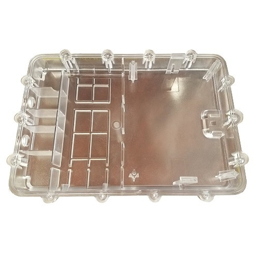 OEM clear plastic injection molding PC