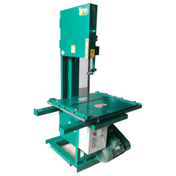 Vertical environmental protection brick cutting machine
