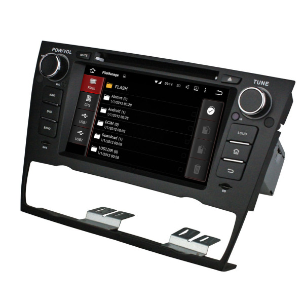 car multimedia navigation for E90 E91 E92