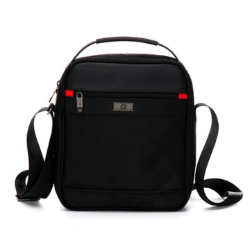 Fashion Leisure Business Simple Black Shoulder Bag