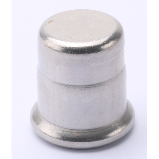 Stainless Steel Cap Pipe Press Fittings