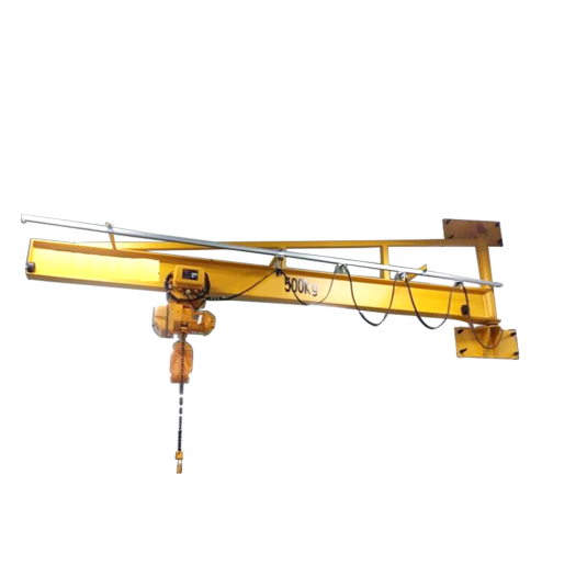good quality pillar mounted jib crane