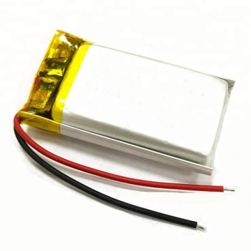 wholesale price custom 3.7v 50mah rechargeable battery