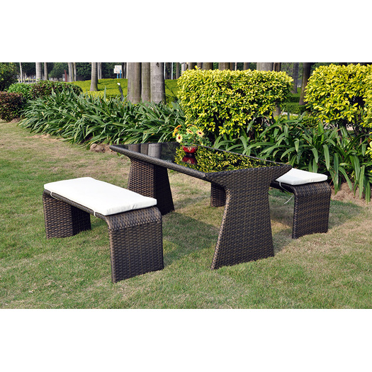 Popular Garden Rattan Furniture