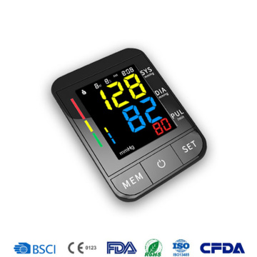 Wholesale Sphygmomanometer Digital A Blood Pressure Monitor