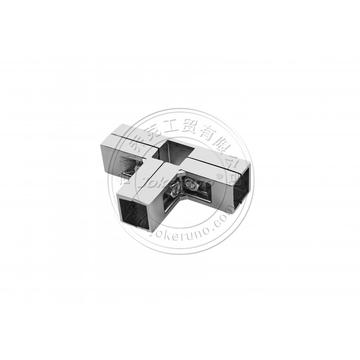25mm square tube connectors