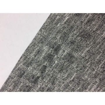 R/T Slub 9*4 Rib Solid Fabric