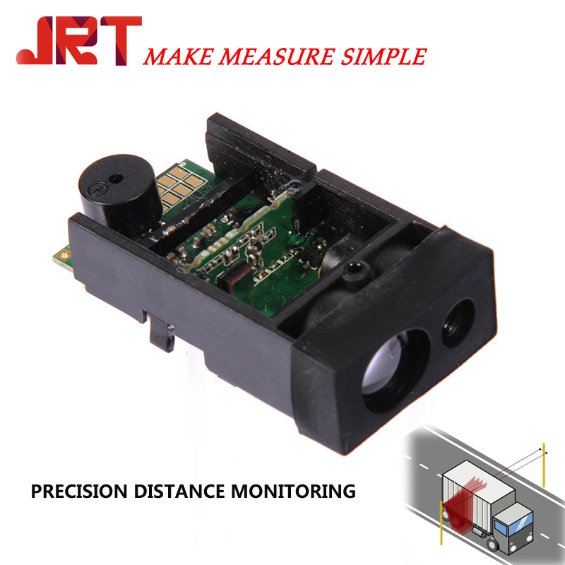 Measuring Sensor Range Finder Module With Single Continuous Measurement