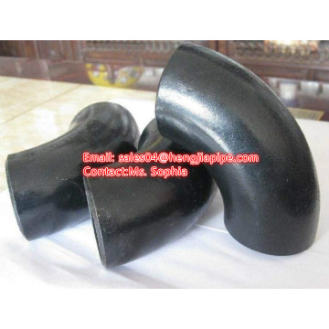 Supply pipe fittings CS elbow ANSI