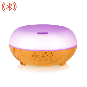 Electric Home Aroma Essential Oil Diffuser Music