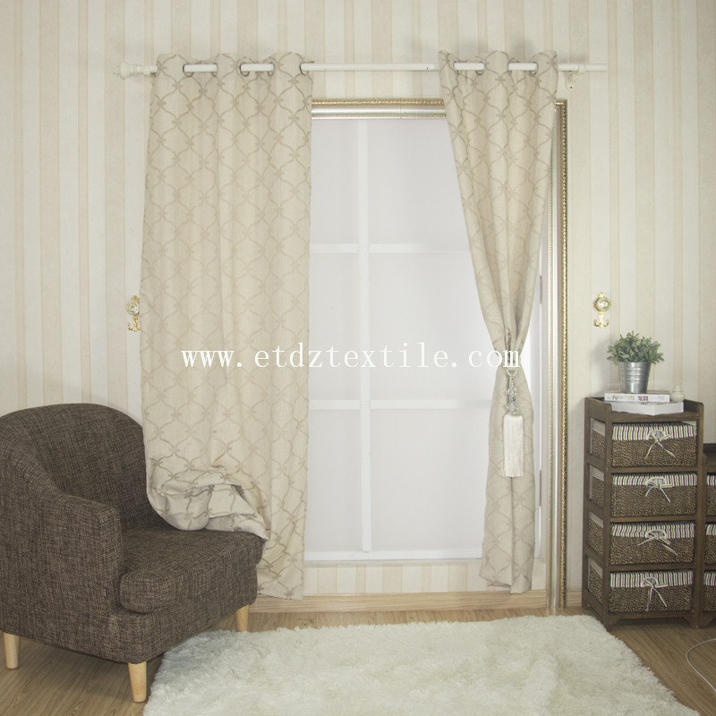 Rings Curtain design 6025