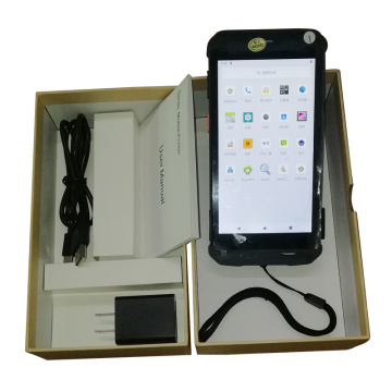 Android Handheld Terminal PDA with 1D Barcode Scanner
