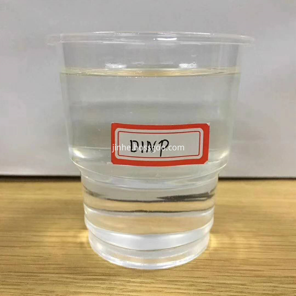 DINP Diisononyl Phthalate For Plasticizer