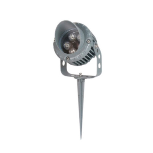 Dimmable Aluminum 6W CREE LED Spike Light